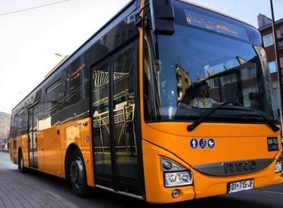 Njoftim - orari i ri i qarkullimit të autobusëve